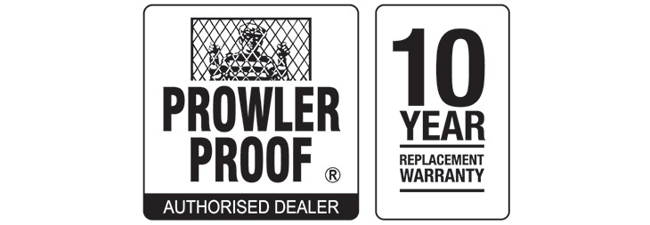 prowler proof 10 year warranty