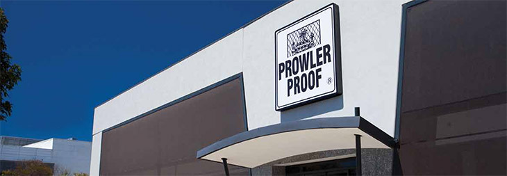 prowler proof security screens security doors