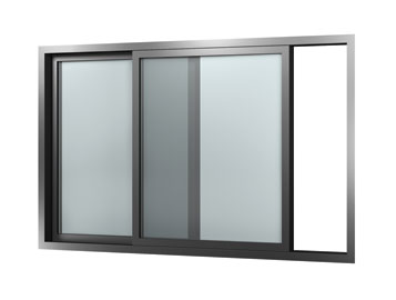 security screen sliding windows